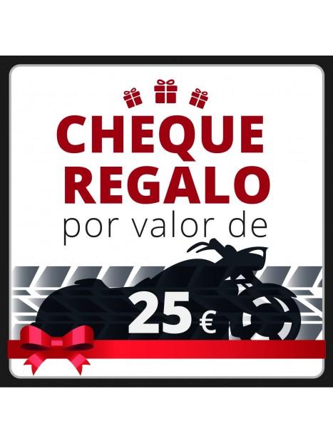 Cheque Regalo 25€