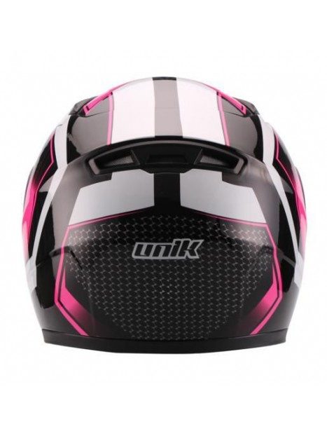 CASCO UNIK CN-04 JUNIOR BEEP ROSA