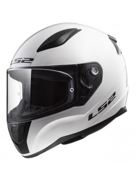 CASCO LS2 FF353 RAPID BLANCO