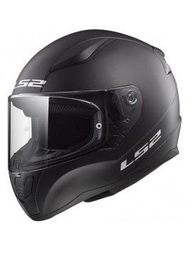 CASCO LS2 FF353 RAPID NEGRO MATE