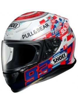 CASCO SHOEI NXR POWER UP TC-1 MARC MARQUEZ
