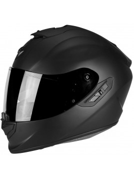 CASCO SCORPION EXO 1400 AIR NEGRO MATE