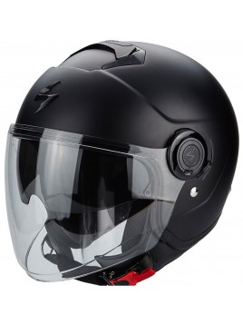 CASCO TIPO JET SCORPION EXO CITY SOLID