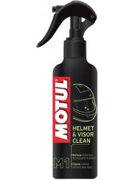 MOTUL HELMET AND VISOR CLEAN