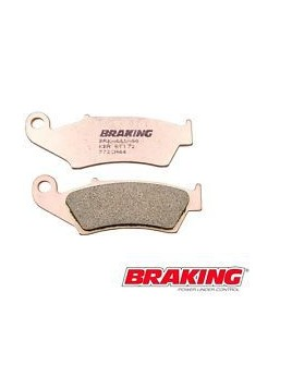 BRAKING PASTILLAS DE FRENO 890cm44