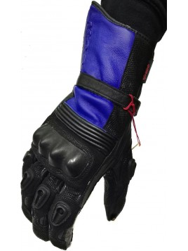 GUANTES MQP TRACK AZUL
