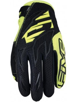 GUANTES FIVE MXF 3 AMARILLO