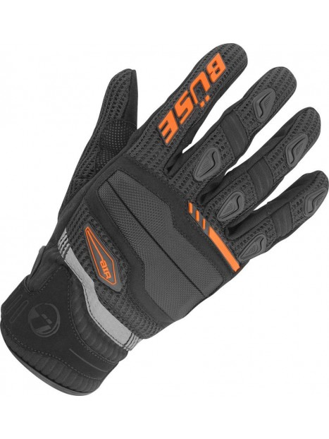GUANTES BUSE FRESH JUNIOR NARANJA