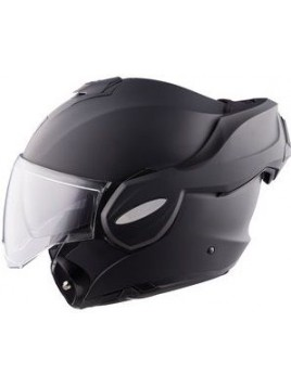 CASCO MODULAR O ABATIBLE SCORPION EXO TECH NEGRO MATE