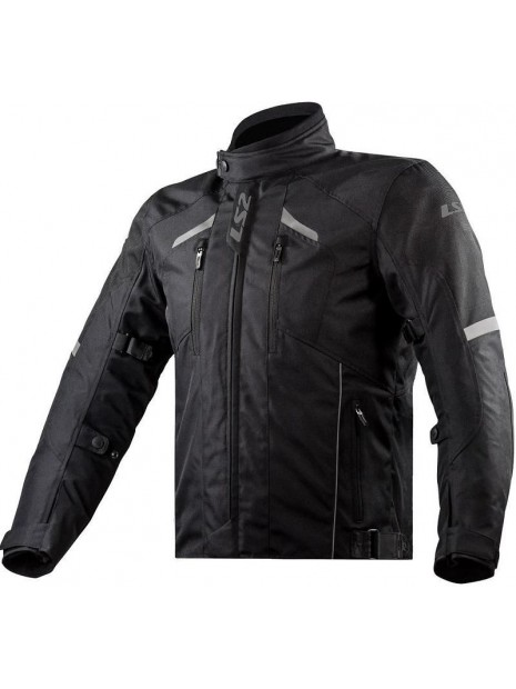 CHAQUETA SEVENTY DEGREES SD-JR47 NEGRO GRIS