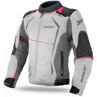 CHAQUETA SEVENTY DEGREES SD-JR49 GRIS ROSA AZUL