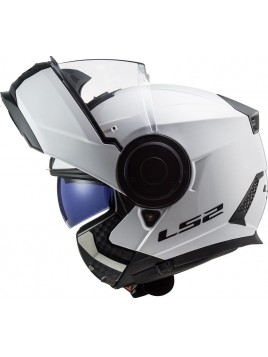 CASCO MODULAR O ABATIBLE LS2 FF902 SCOPE BLANCO