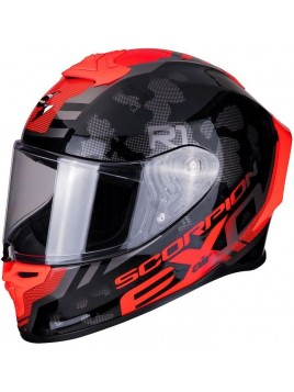 CASCO SCORPION EXO R-1 AIR BLANCO