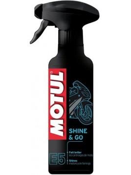 MOTUL SHINE & GO E5 RESTAURADOR PLASTICOS