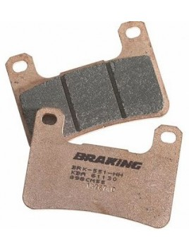 BRAKING PASTILLAS DE FRENO 898CM55