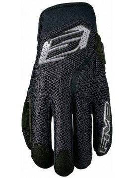 GUANTES FIVE RS5 AIR NEGRO