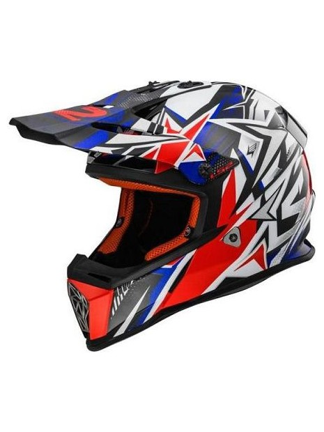 CASCO LS2 FAST MX437 STRONG
